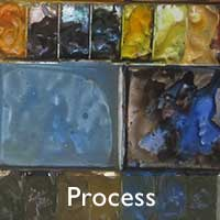 art work - process